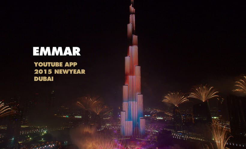 Emmar - Youtube App - Dubai New Year's Eve Gala 0