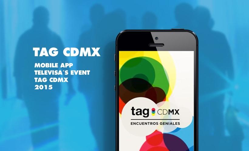 TAG CDMX - Mobile App -1