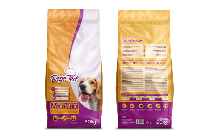 Pet Food Branding & Packaging 5