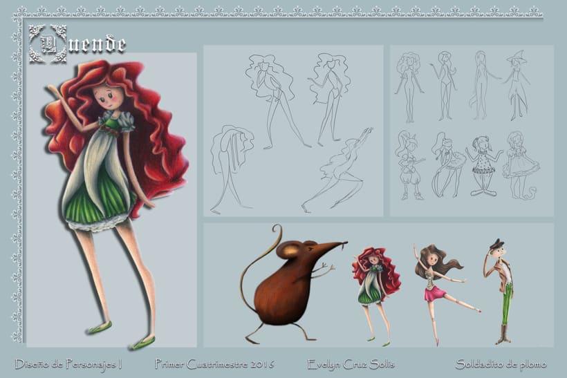 Diseño Personajes I  0