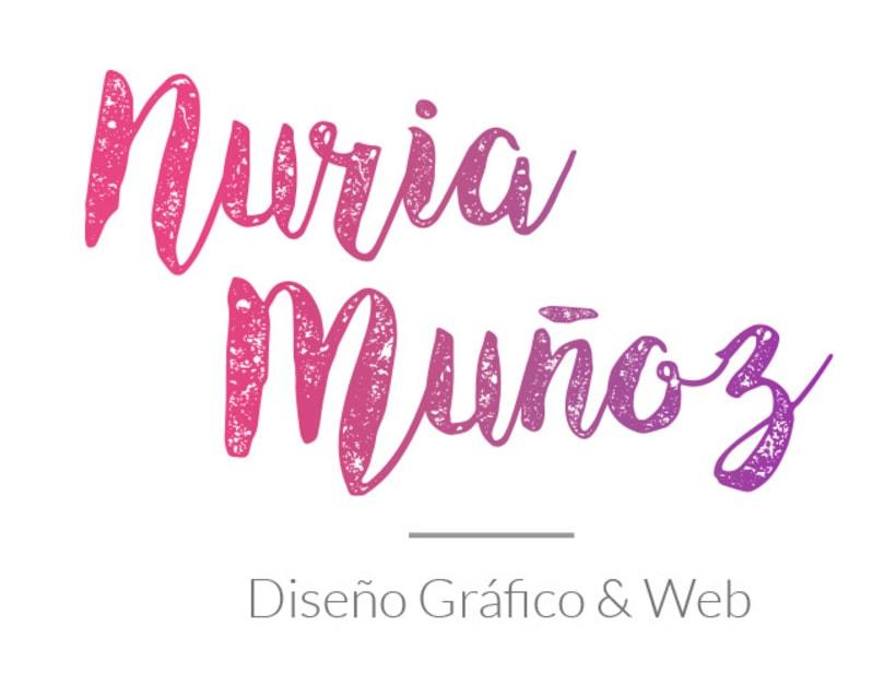 Nuria Muñoz - Branding 0