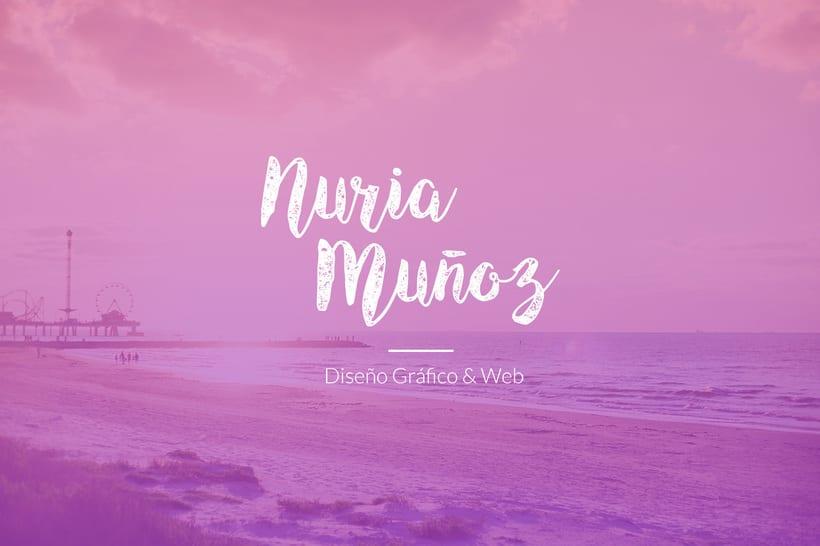 Nuria Muñoz - Branding 1