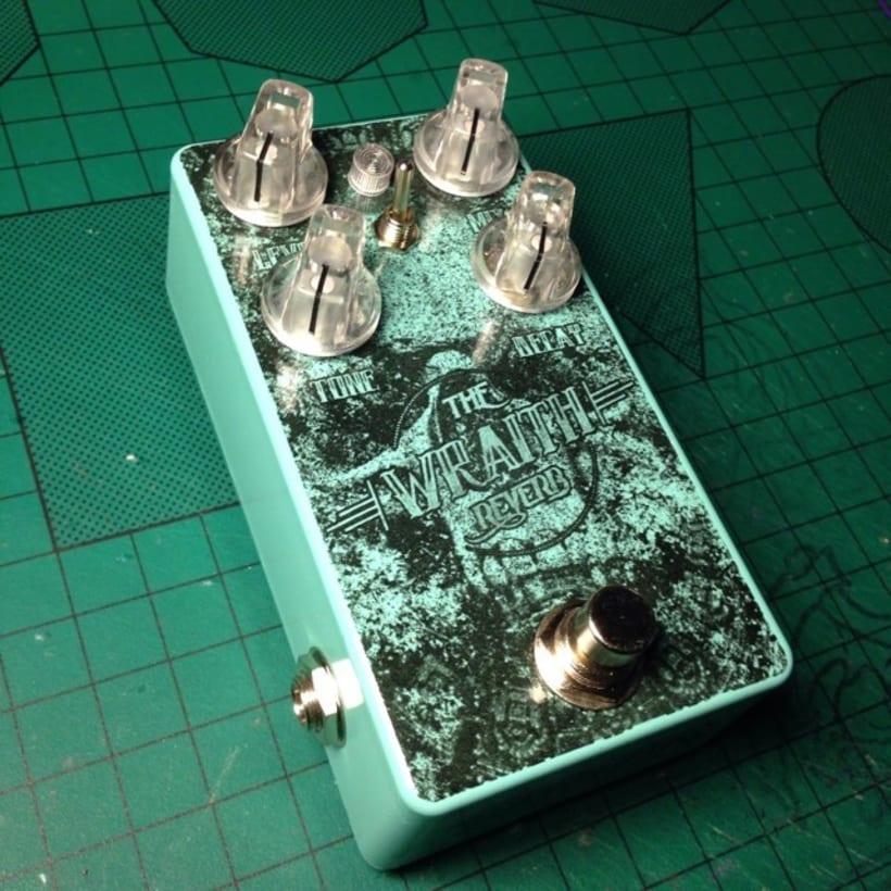 Diseño de pedales de guitarra 6