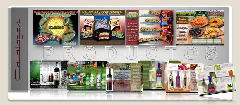 Diseño Publicitario - productos y servicios 1