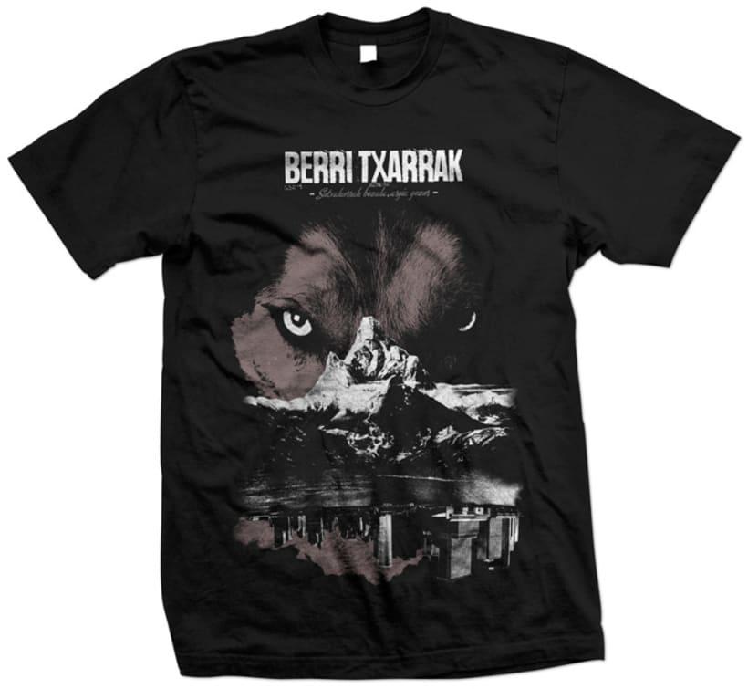 Camisetas 33