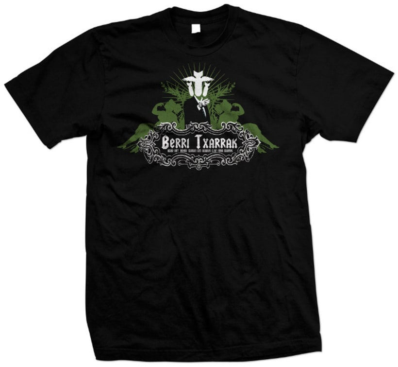 Camisetas 34
