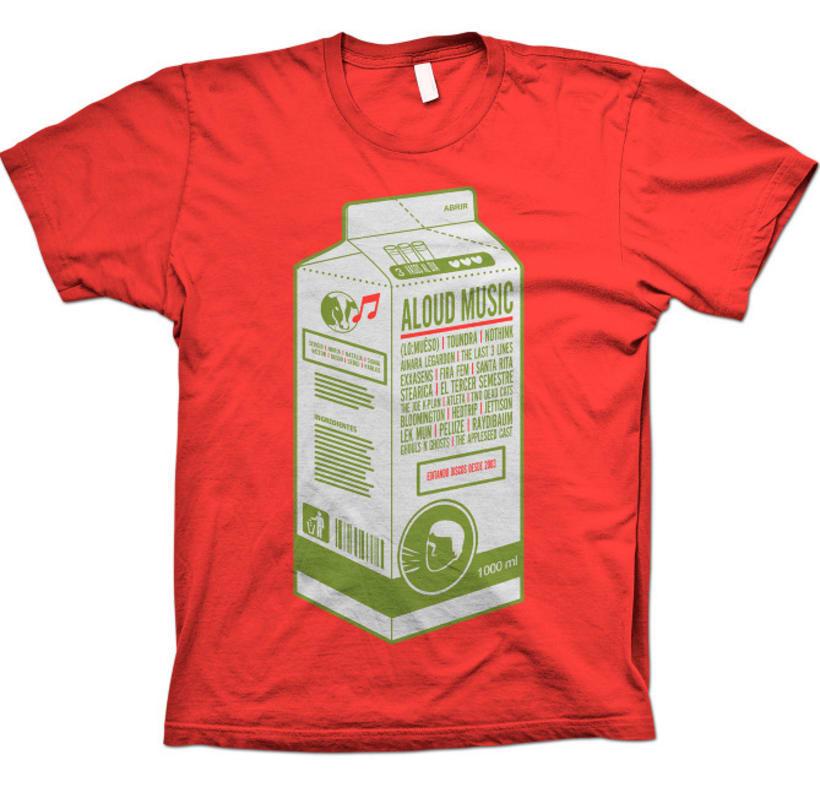 Camisetas 51