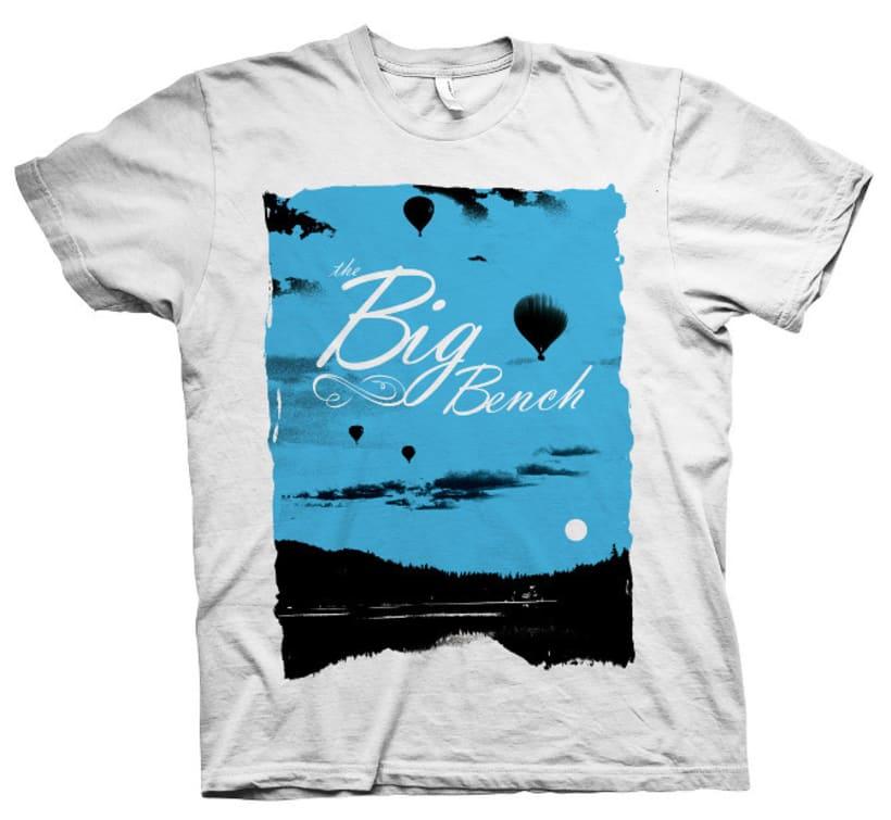 Camisetas 80