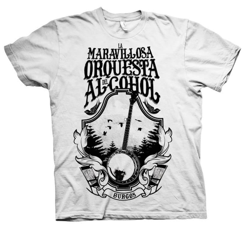 Camisetas 81