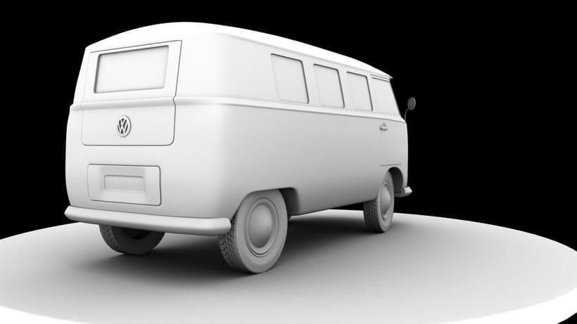 Volkswagen Van -1