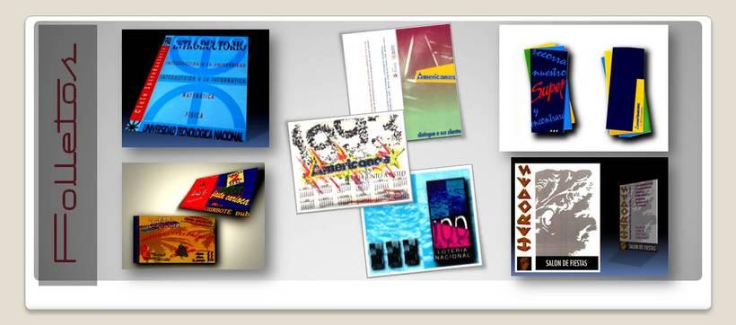 Diseño Publicitario - productos y servicios 8