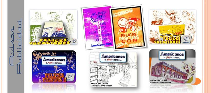 Diseño Publicitario - productos y servicios 10