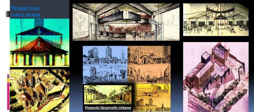 Dibujo Arquitectónico 3
