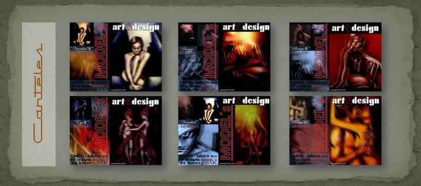 Dibujos, Pinturas y Carteles decorativos 4