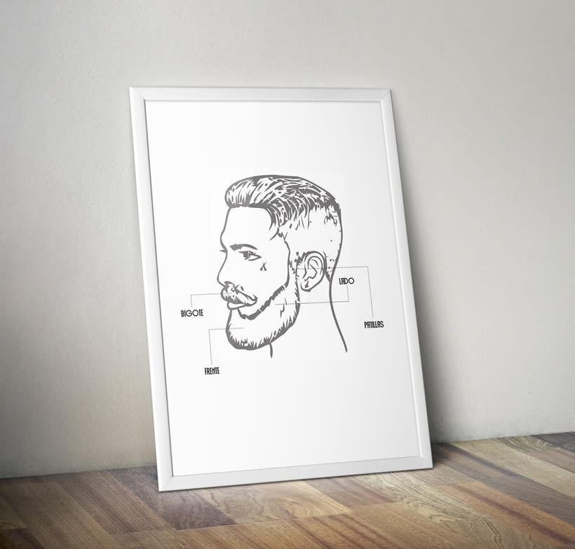 Barbería Madrid 1