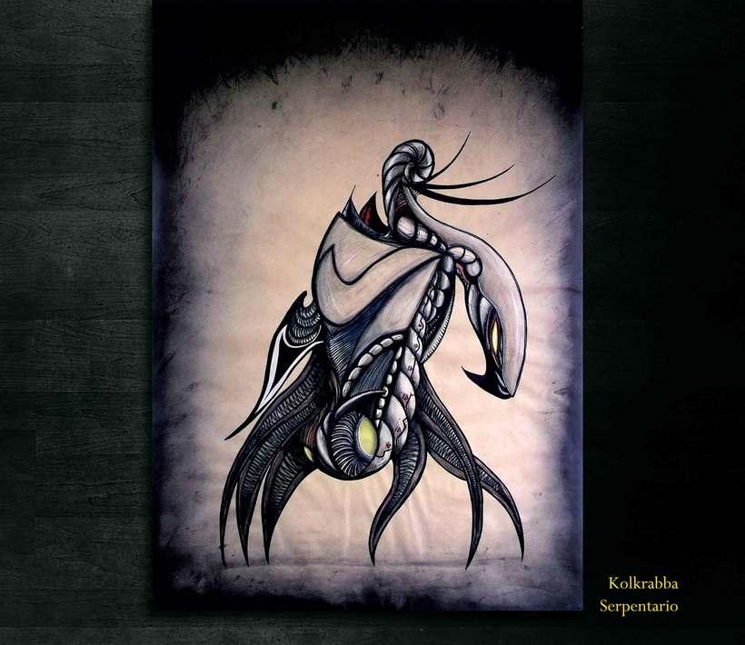 Criaturas Abismales 6