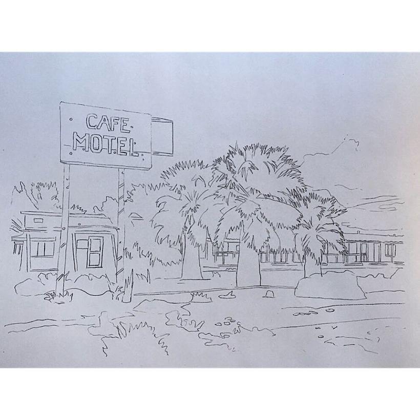 Ilustraciones propias años 70 2
