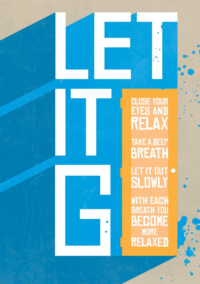 Poster -  Let It Go -1