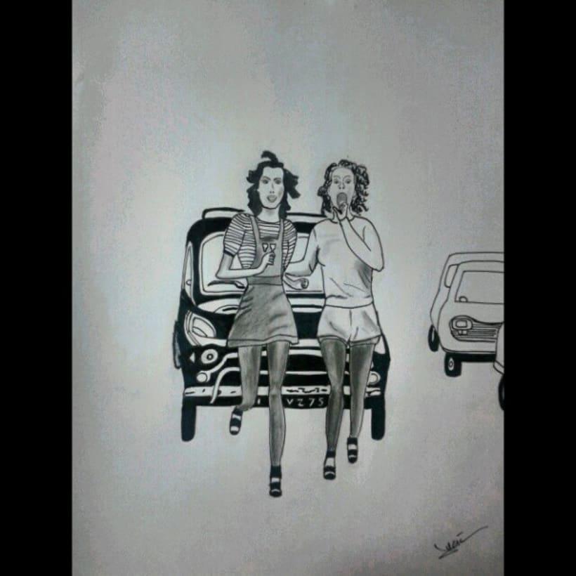 Ilustraciones propias años 70 3