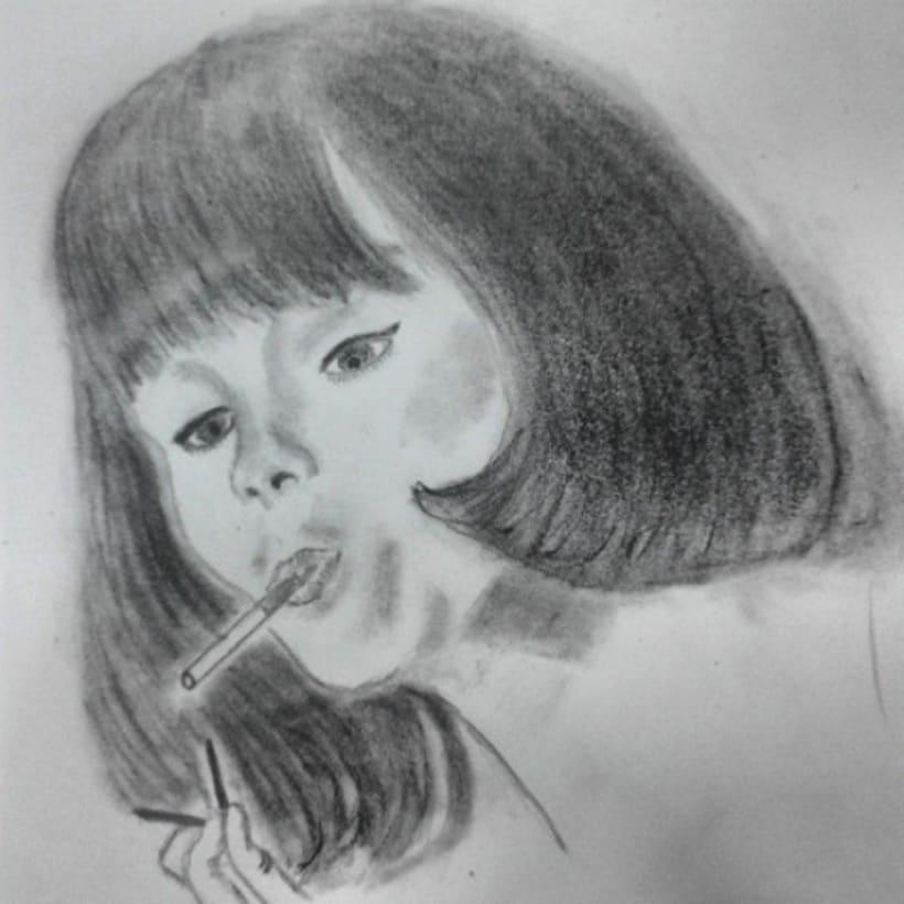 Ilustraciones propias años 70 4