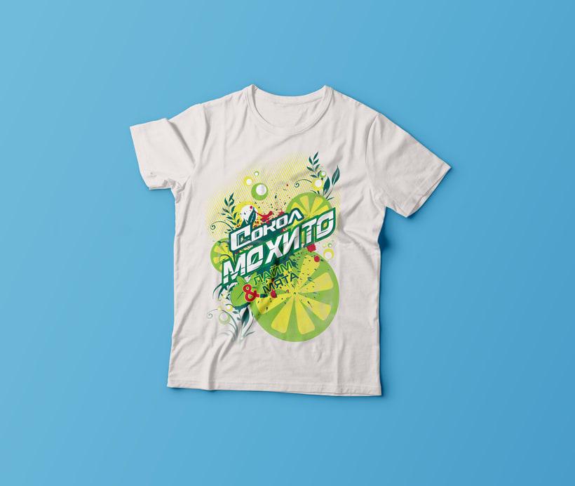 Promo de la camiseta 0