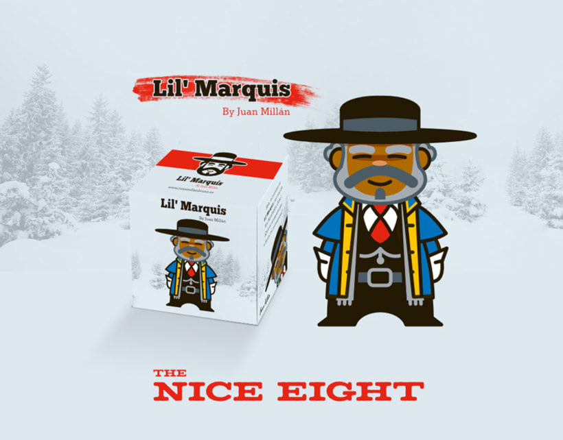 The Nice Eight: Lil' Marquis 0
