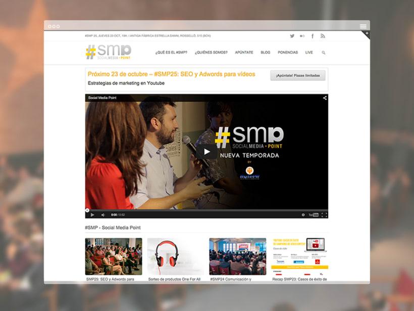 #SMP, Social Media Point 1