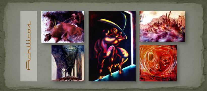 Dibujos, Pinturas y Carteles decorativos 3