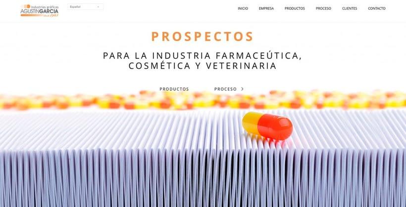 Agustin García, industrias gráficas -1