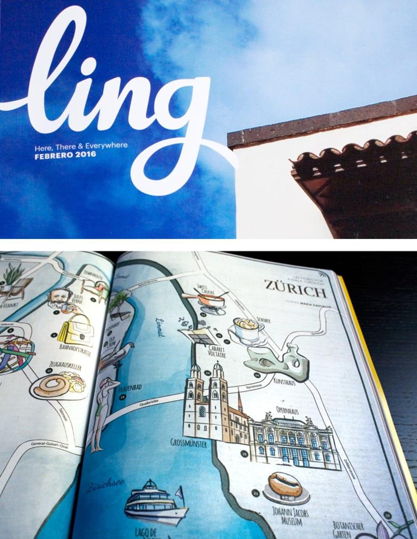 Ling Magazine: Un paseo por (2015-2016) 14