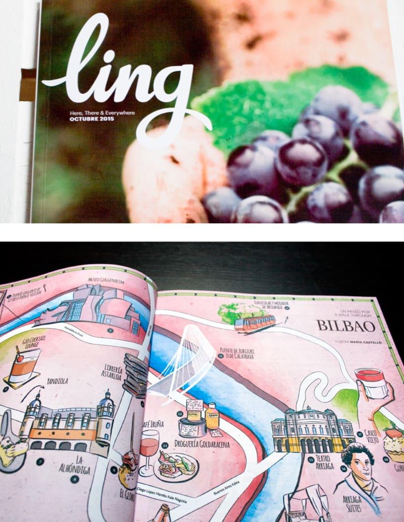 Ling Magazine: Un paseo por (2015-2016) 33