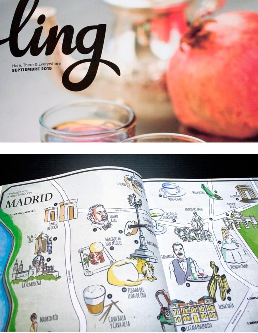 Ling Magazine: Un paseo por (2015-2016) 41