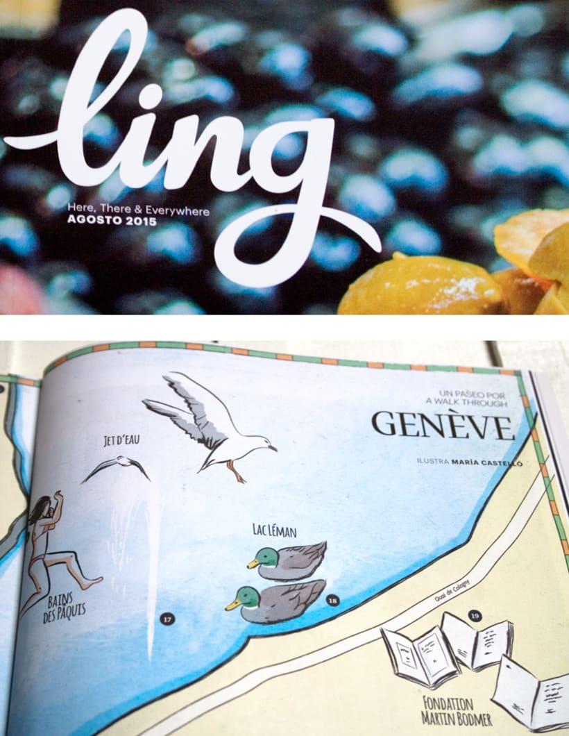 Ling Magazine: Un paseo por (2015-2016) 47