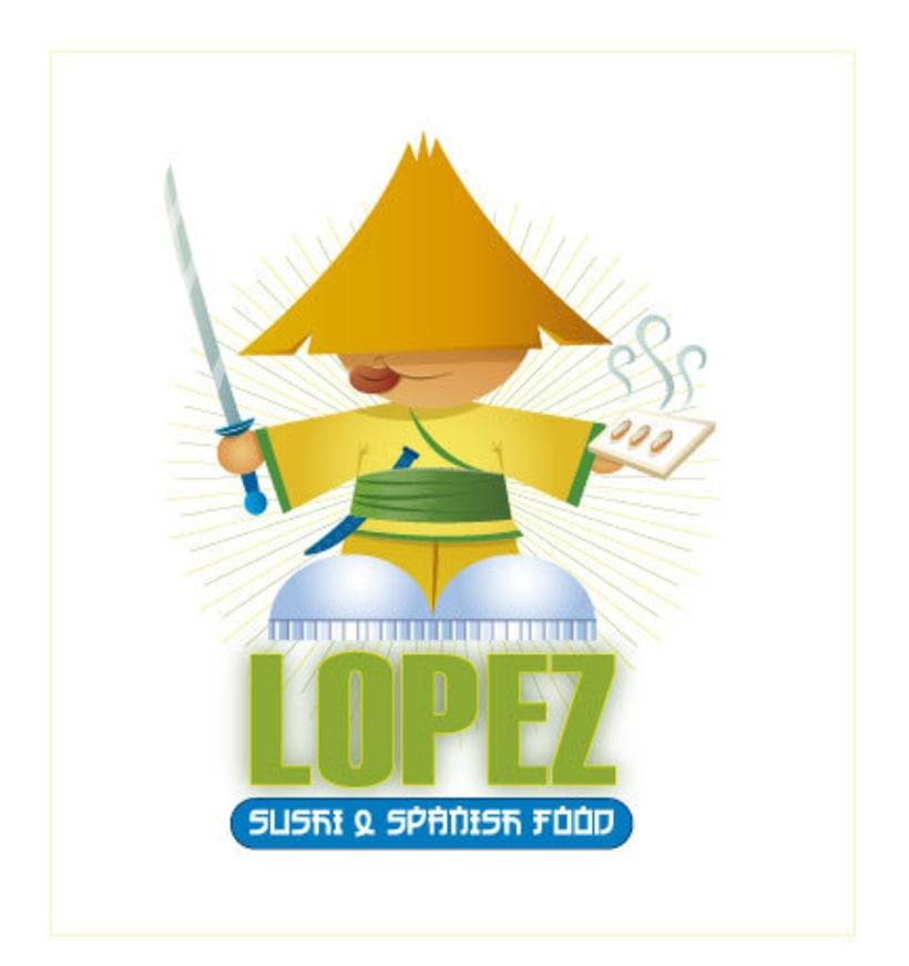 Diseño de personaje para logo  -1