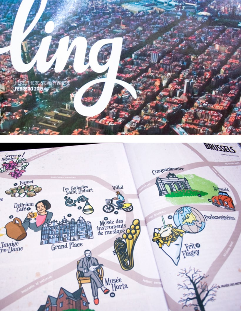 Ling: Un paseo por (2011-2015) 7