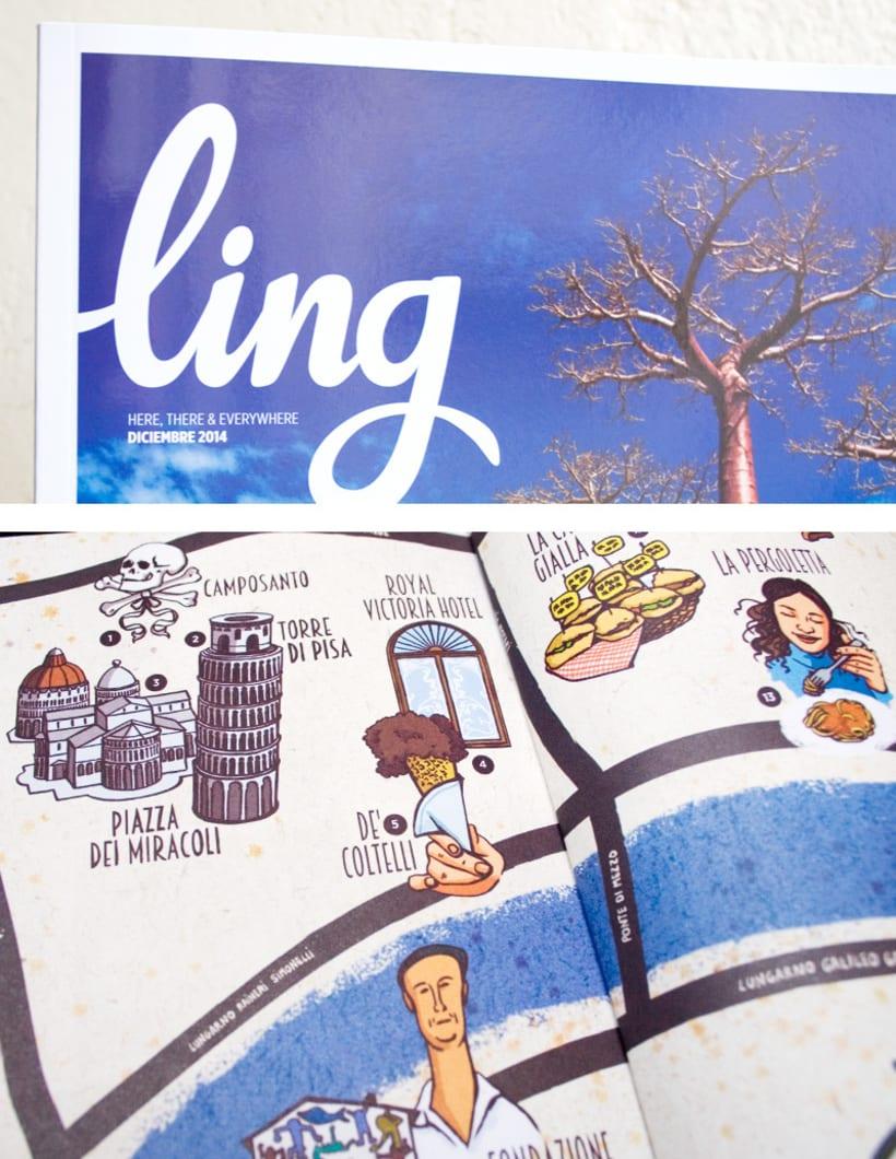 Ling: Un paseo por (2011-2015) 13