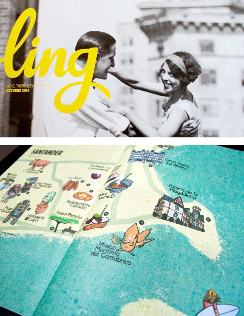 Ling: Un paseo por (2011-2015) 25