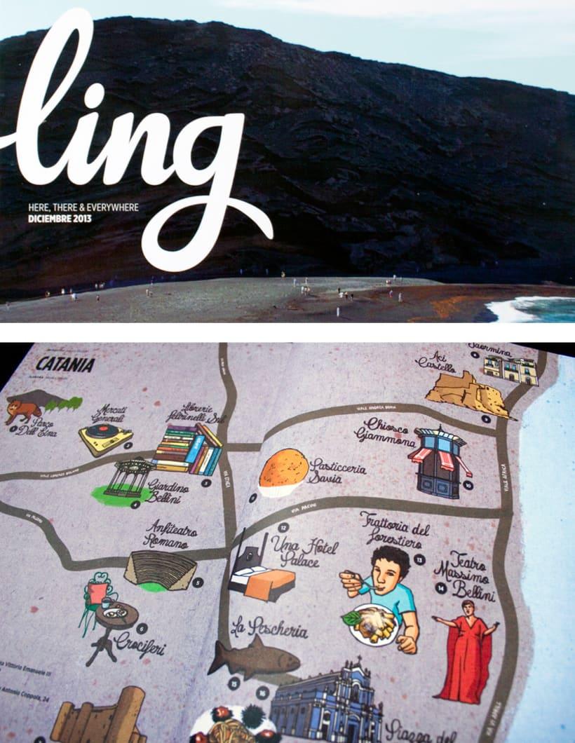 Ling: Un paseo por (2011-2015) 43