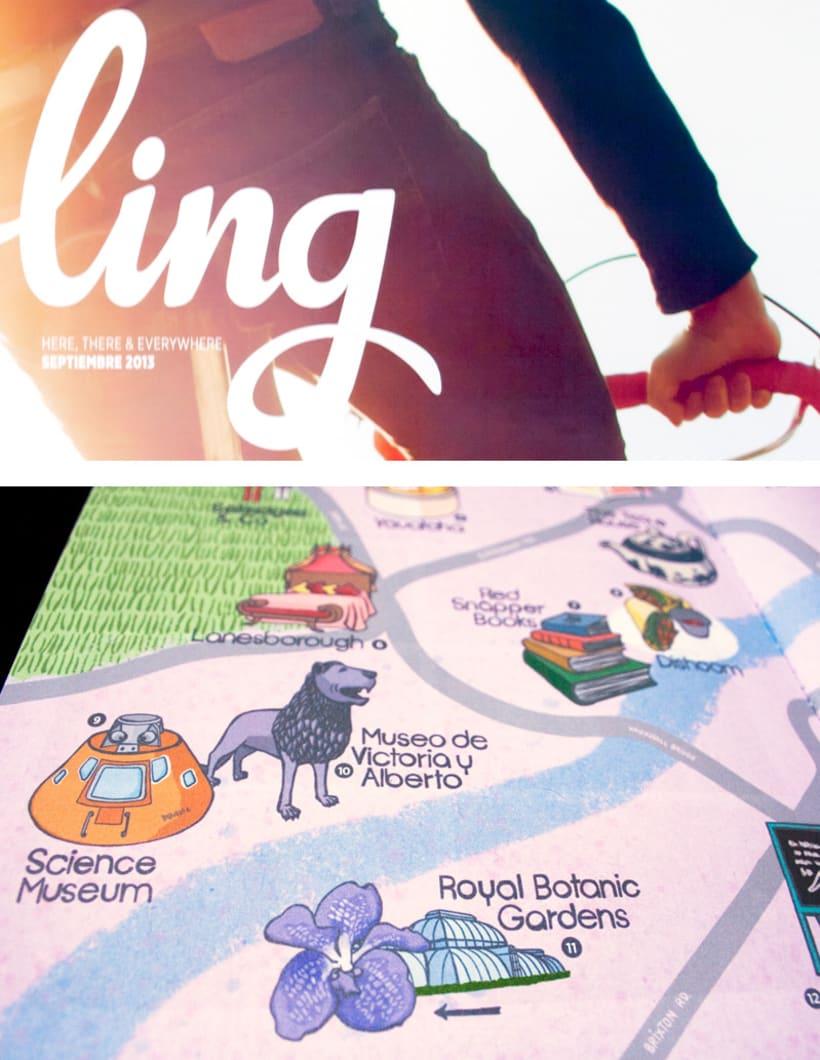 Ling: Un paseo por (2011-2015) 49