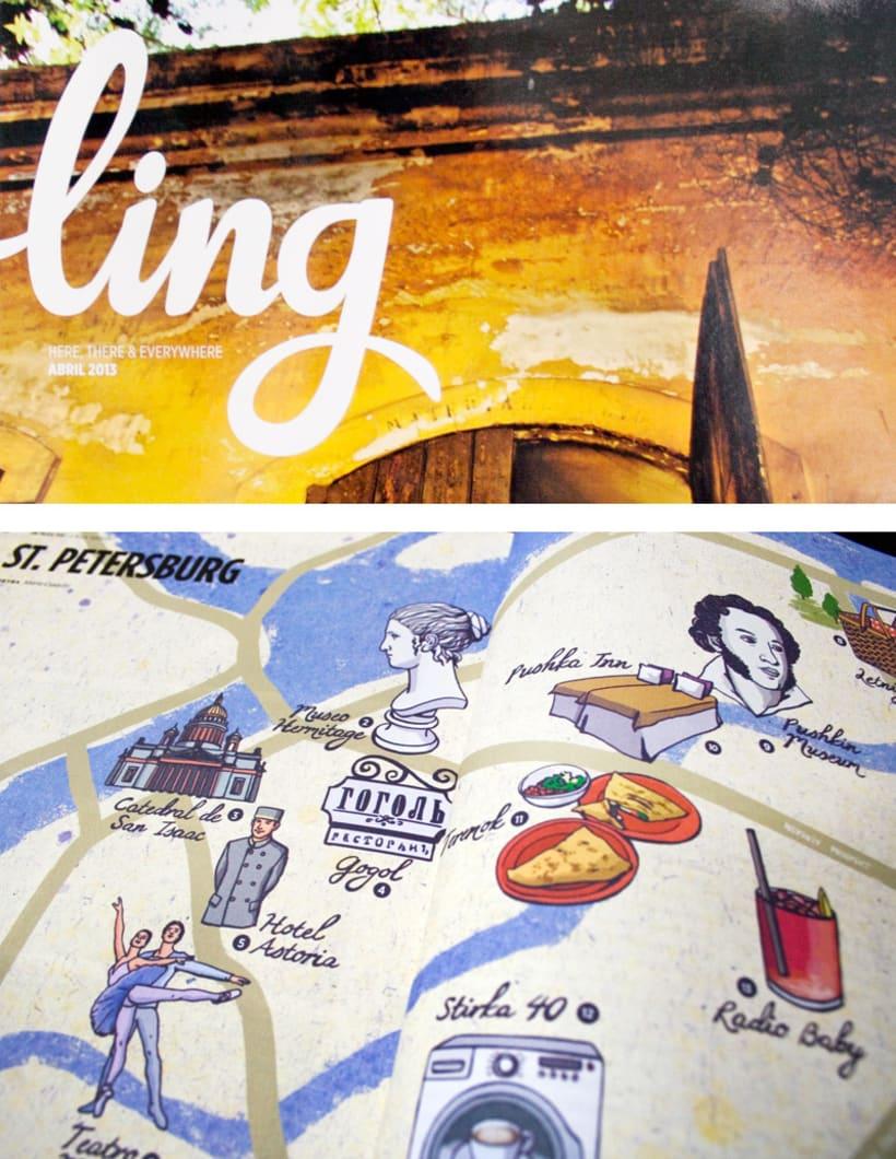 Ling: Un paseo por (2011-2015) 55