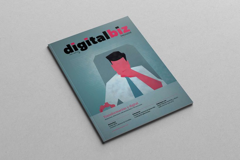 Digital Biz Magazine 0
