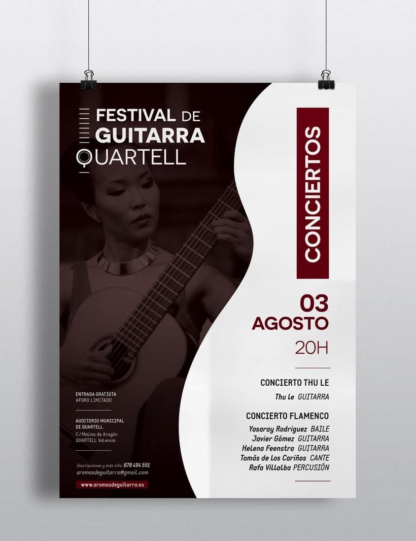 Cartel Festival de Guitarra  0