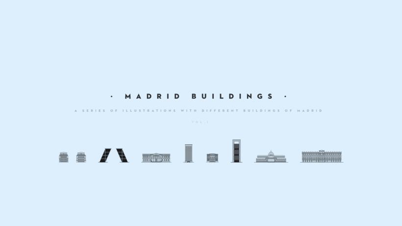 Madrid Buildings Vol.I 0