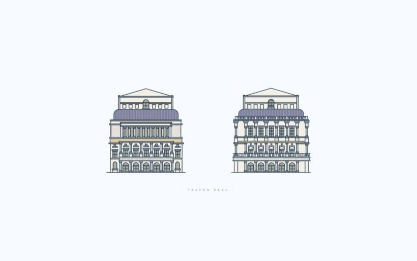 Madrid Buildings Vol.I 1