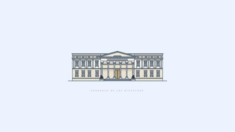 Madrid Buildings Vol.I 2