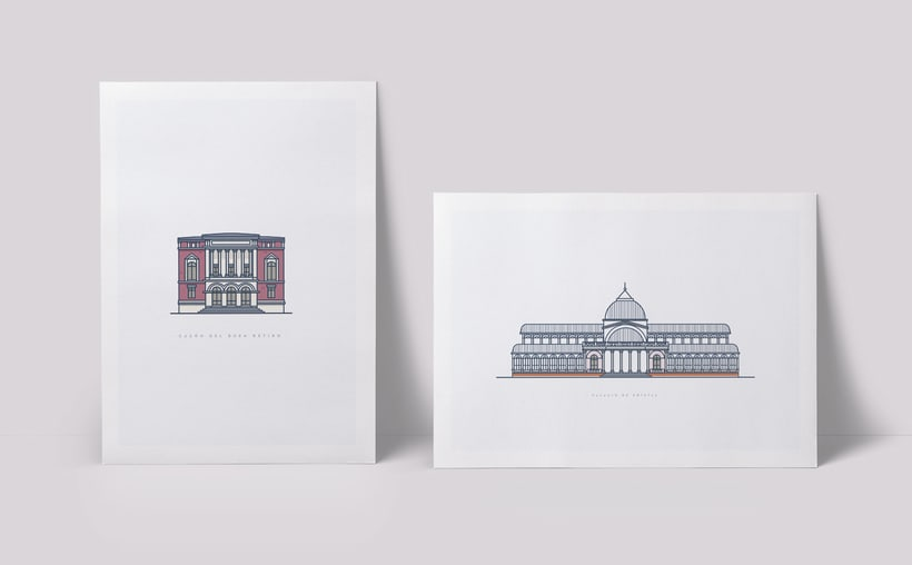 Madrid Buildings Vol.I 9