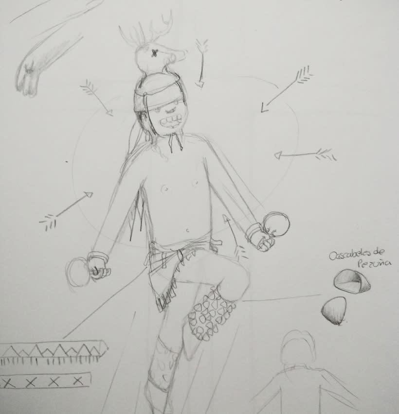 Danza del Venado - Yaqui 3