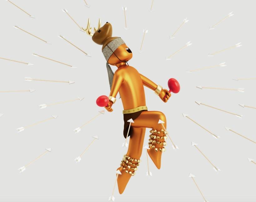 Danza del Venado - Yaqui 4
