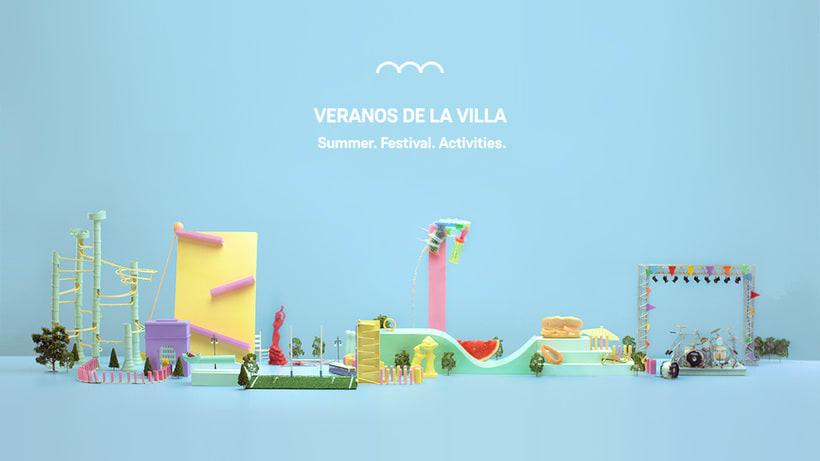 Veranos de la Villa 2016 2