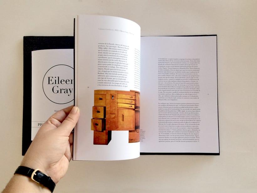 Proyecto editorial. Eileen Gray  8